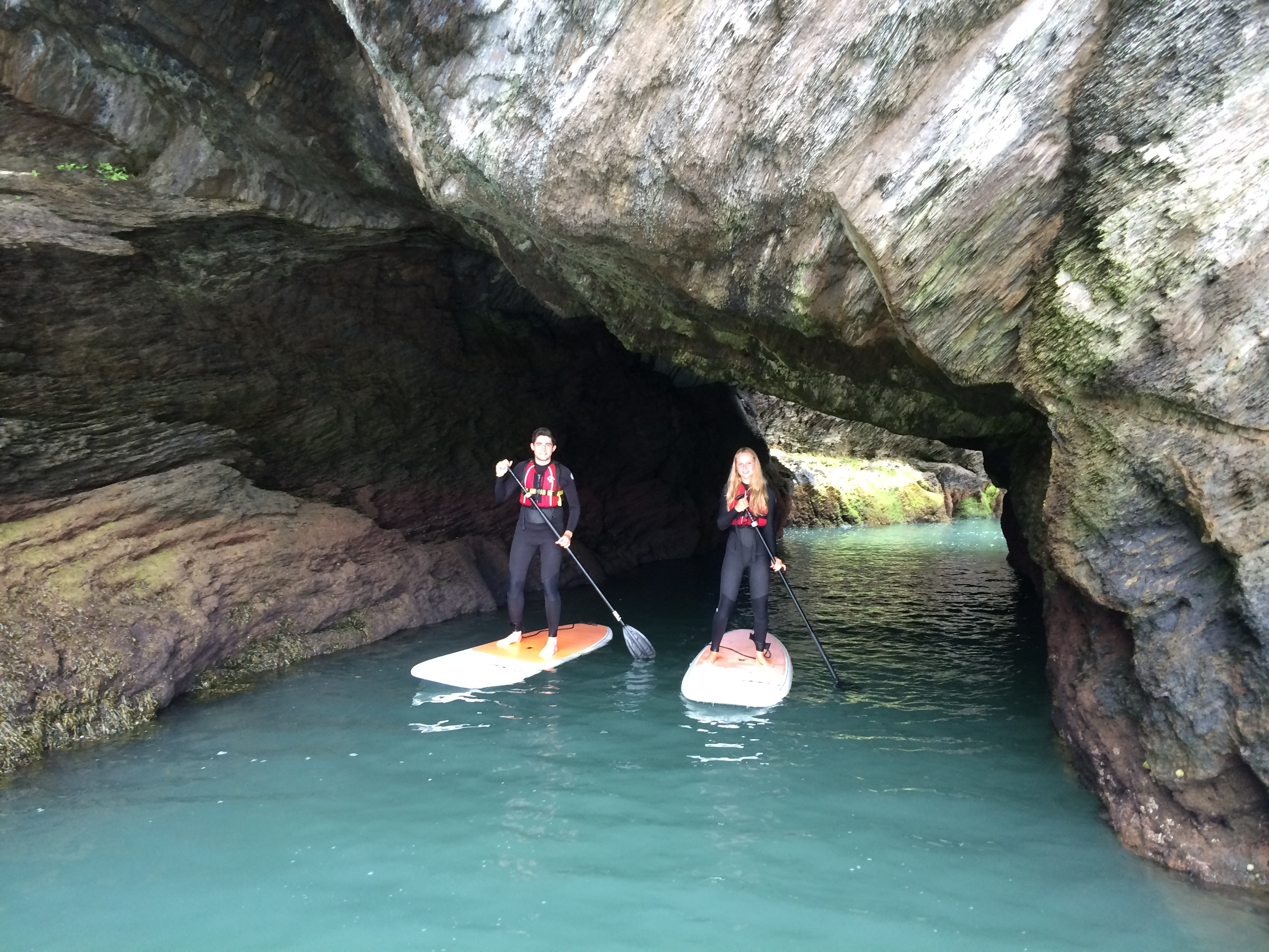 stand up paddleboard hire north devon