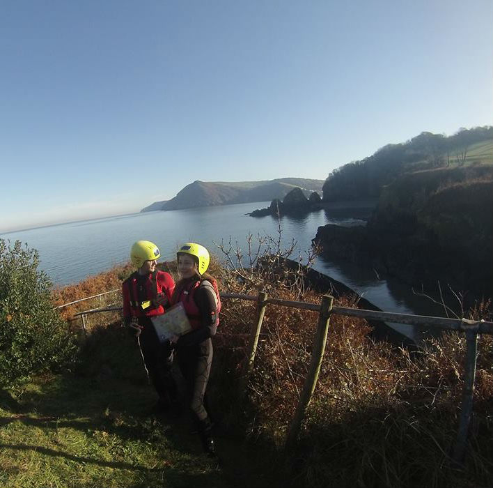 adventure challenge watermouth cove
