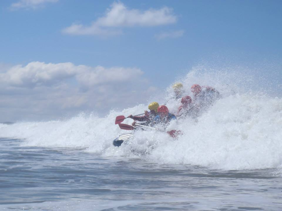 Surf Raft