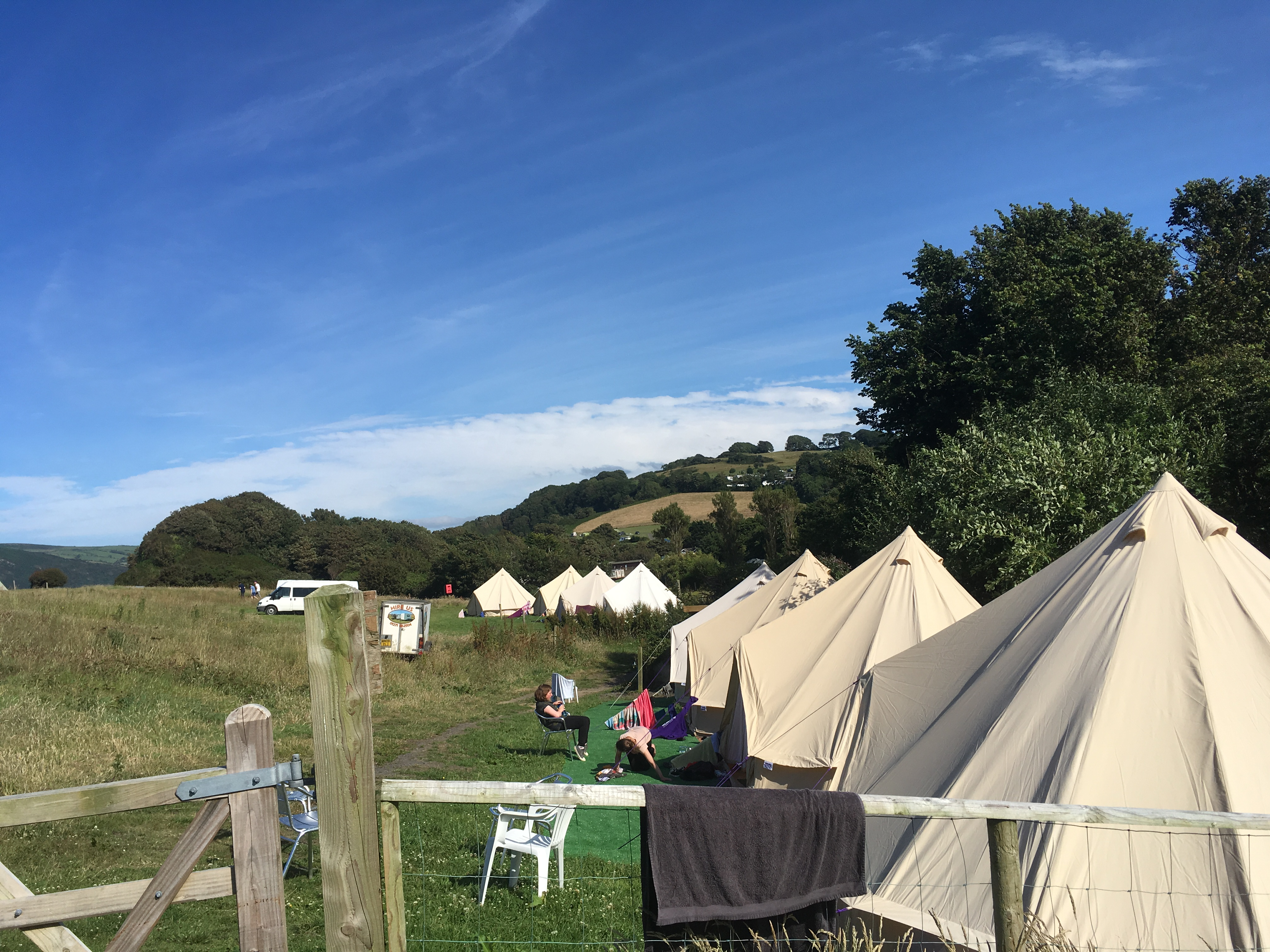 school group camping accommodation