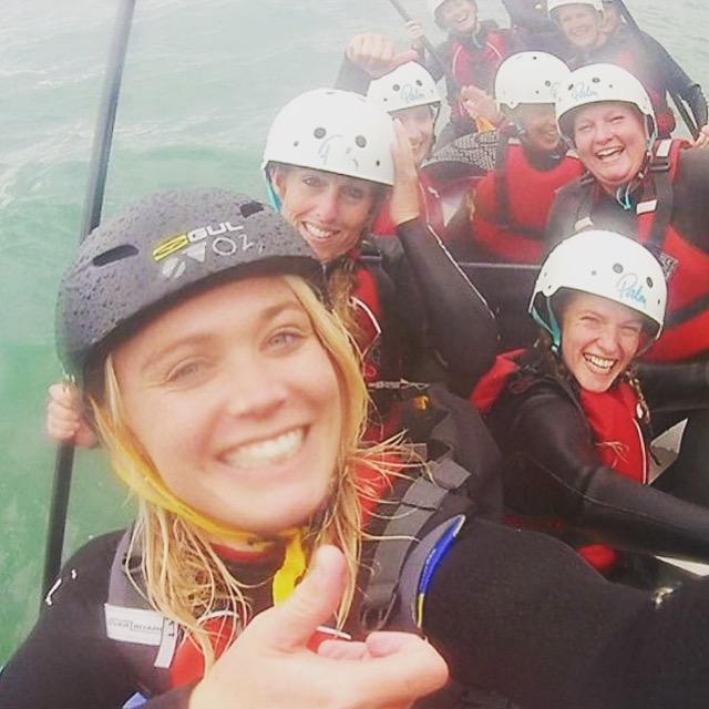 Hen adventure activities north devon, family activities