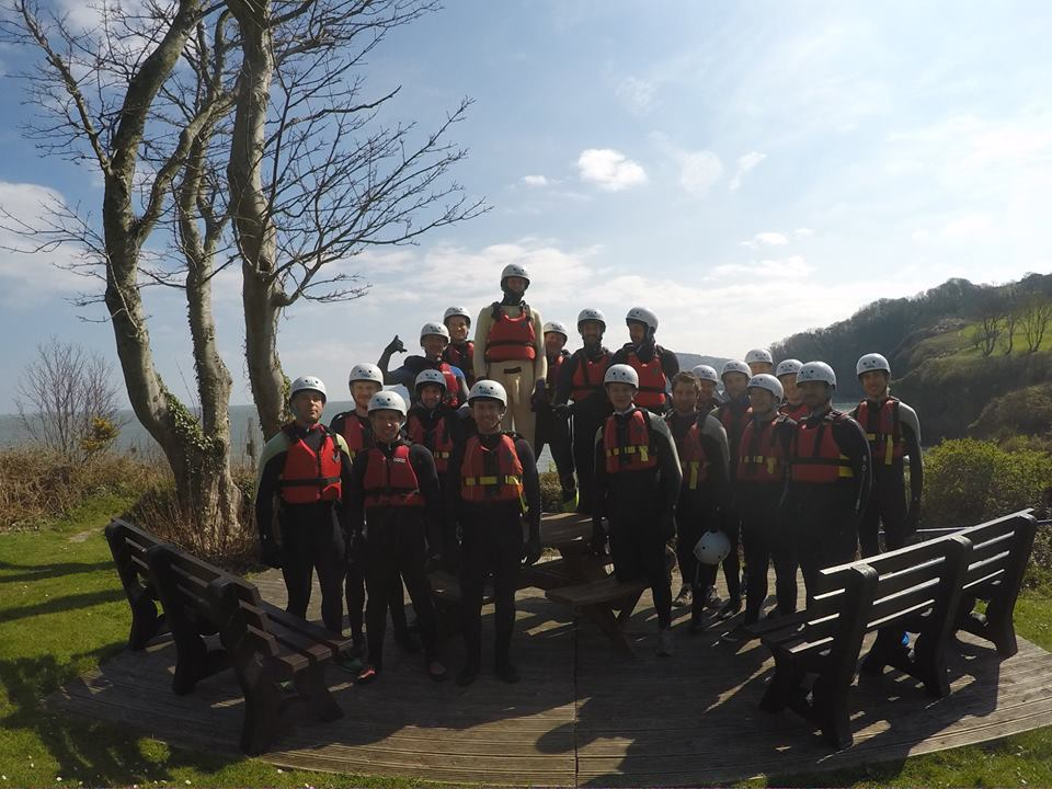 devon watersports, group activities, party, things to do