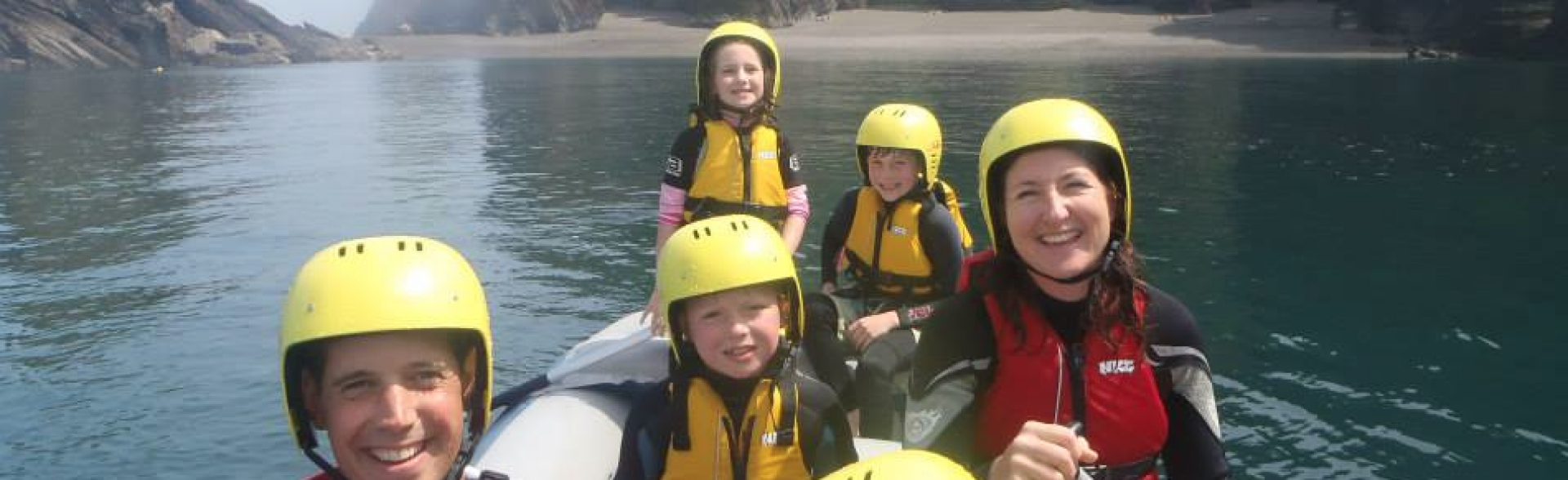 Coastal Rafting