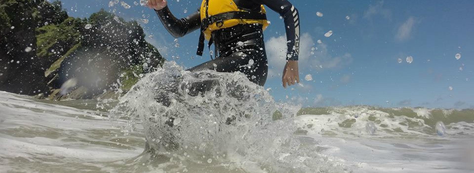 NCS, Sea, waves, watersports, school groups, kids groups