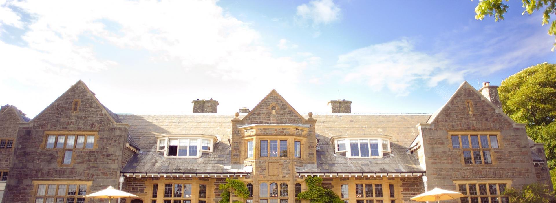 Pickwell Manor coastal holiday accommodation croyde devon