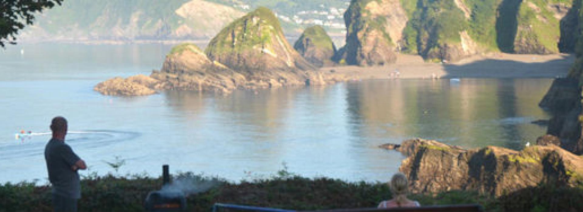 watersports devon, devon holiday, paddleboarding, coasteering ilfracombe accommodation
