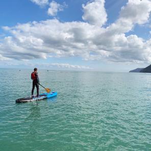 paddleboarding near me, sup devon, north devon, adventure, quarantine positivity, outdoors, escapism