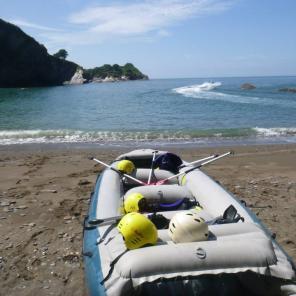 coastal rafting ilfracombe