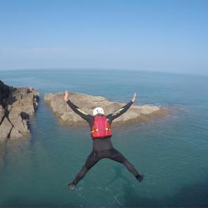 ultimate coasteering centre north devon