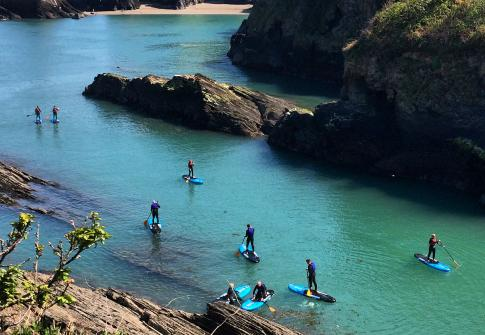 SUPs, adventure sports, things to do near me, watersports, croyde, woolacombe