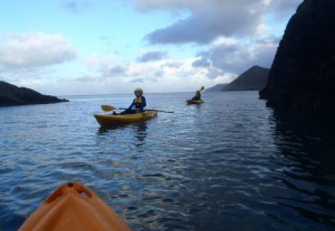 exmoor kayak hire