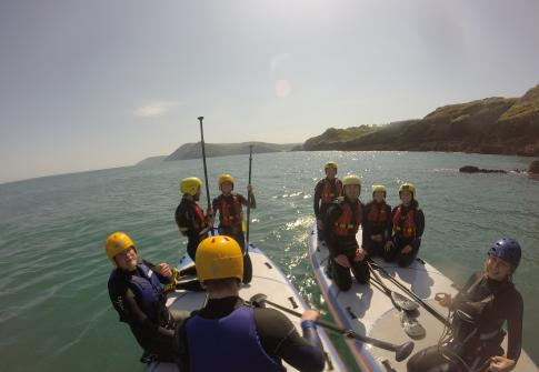 what's on, things to do in devon, stag activities, hen activities, paddleboarding near me, coasteering devon, coasteering north devon, party SUP, party activities devon