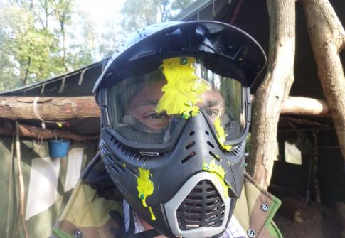 Paintball splatgun somerset and devon