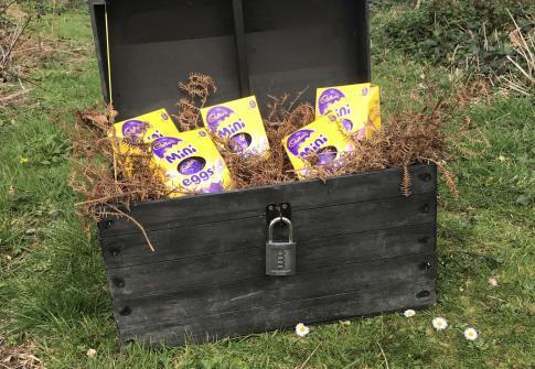 Active Escape Easter Egg Hunt