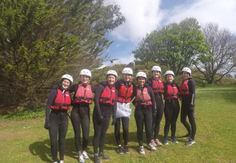 hen party, adventure challenge, devon, things to do, activities