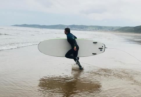 beach, devon, surfing, surf coach, training, SLSGB, beach lifeguard course